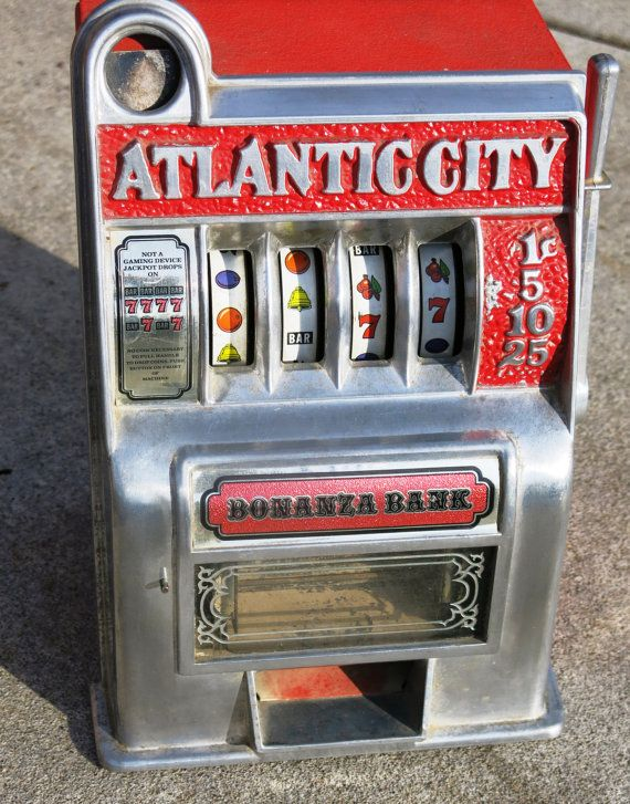 bonanza bank slot machine