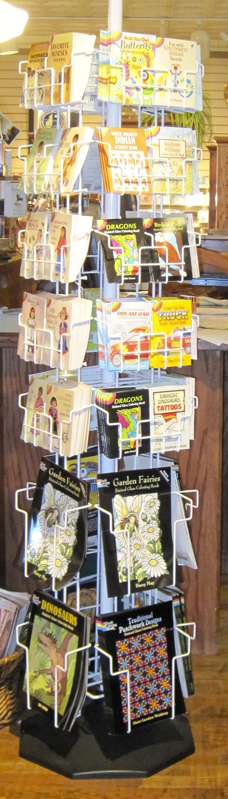 27 best card display images on pinterest card displays craft wire card spinners from vendors often come even when you dont ask kristyandbryce Image collections