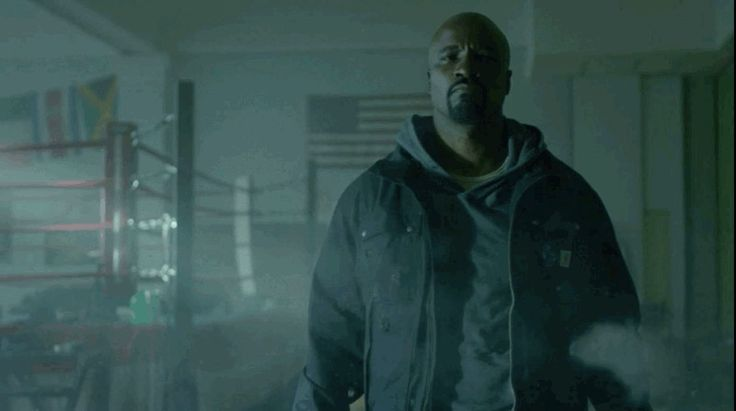 Our First Look at Luke Cage's Netflix Series