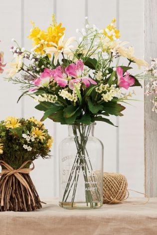Buy Country Floral Mix In Printed Bottle from the Next UK online shop