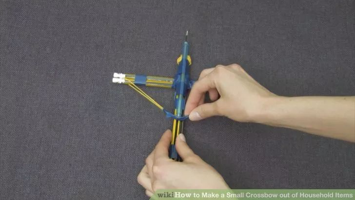 Image titled Make a Small Crossbow out of Household Items Step 9