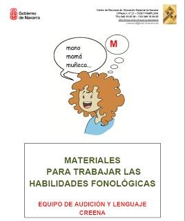 EL BLOG DE L@S MAESTR@S DE AUDICION Y LENGUAJE: MATERIALES PARA TRABAJAR LAS HABILIDADES FONOLÓGICAS