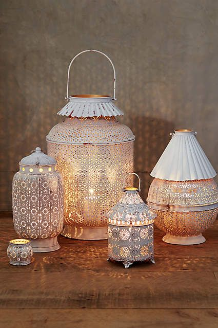 Firefly Lantern - anthropologie.com #anthropologie #AnthroFave