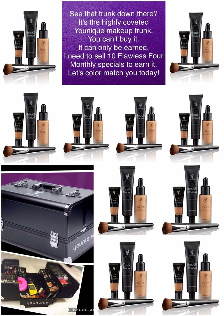 For the month of April 2017 if Presenters sell 10 Customer Kudos they will receive a Younique Makeup Trunk! #GOALS #Younique #ClickImageToShop #Questions #EmailMe sarahandbrianyounique@gmail.com or #CommentBelow or #Visit www.youniqueproducts.com/SarahandBrianHalley