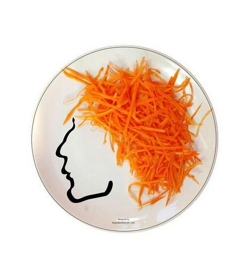 FaceOn with carrot | Boguslaw Sliwinski