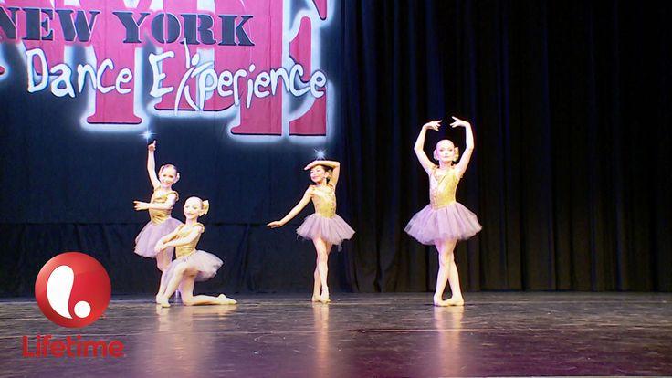 Dance Moms: Full Dance: Minis Group Ballet Performance (Season 6, Episod...