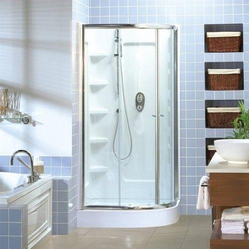Best 25+ One piece shower stall ideas on Pinterest   One piece ...