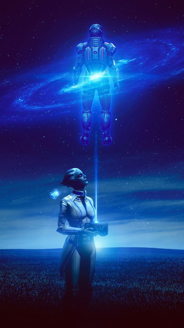 Mass Effect Andromeda In 2020 Mass Effect Iphone Wallpaper Mobile Wallpaper