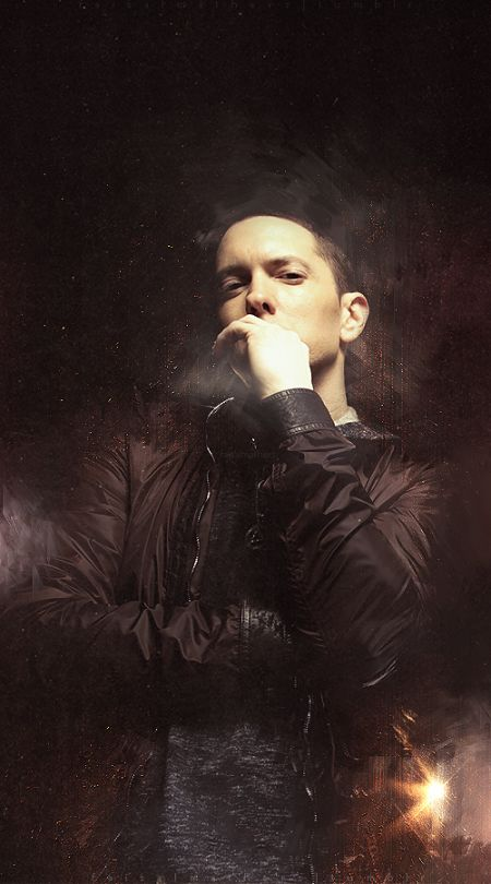 Eminem if I could say one thing to you, it'd be me saying thank you for keeping me alive. I love you!