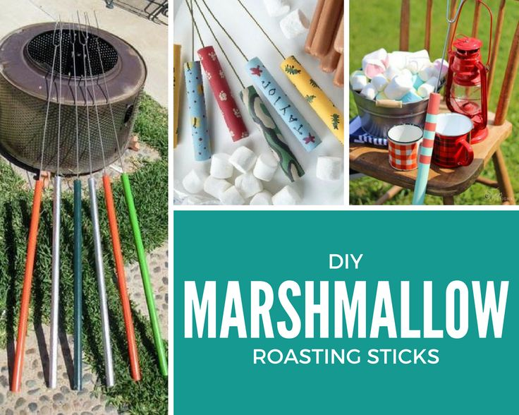 Marshmallow roasting sticks make wonderful and are essential campfire accessories. There are several kinds of sticks available which one can utilize for roasting sticks. However, there is some fun involved when you opt for creating your own marshmallow sticks. You can create your own sticks at the campground. There is no need carry sticks from home. All you need to do is find some sticks and follow the simple tips mentioned below to create cool marshmallow roasting sticks. Or You Can Buy Our…
