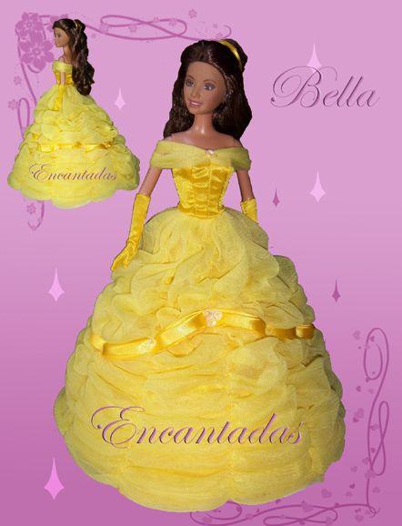Belle - Beauty and the Beast by Encantadas.deviantart.com