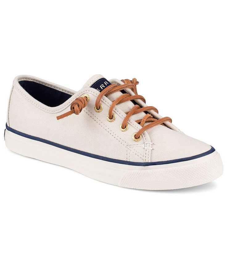 Ivory:Sperry Top-Sider Seacoast Women´s Sneakers