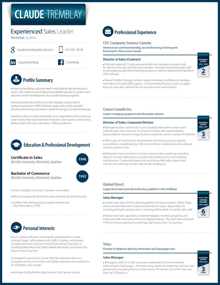 16 Best Excellent Resume Templates Images On Pinterest | Resume