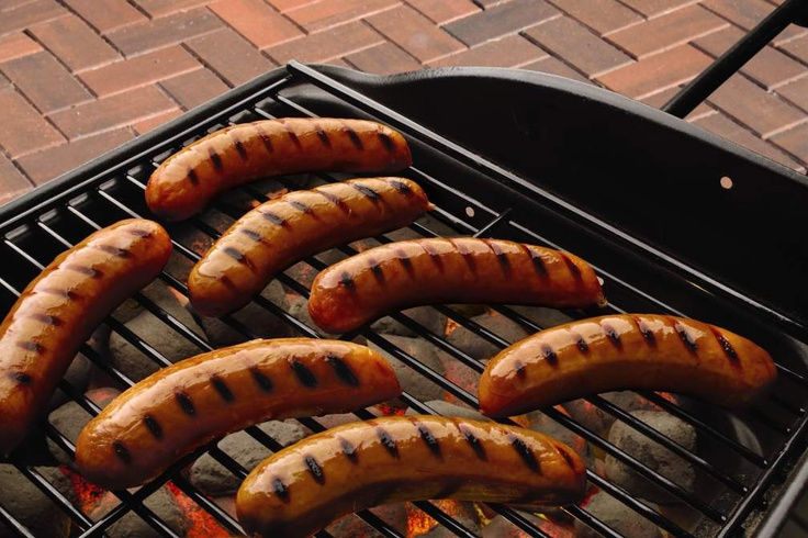 Mix it up: Fire up the grill with hot and mild Italian sausages