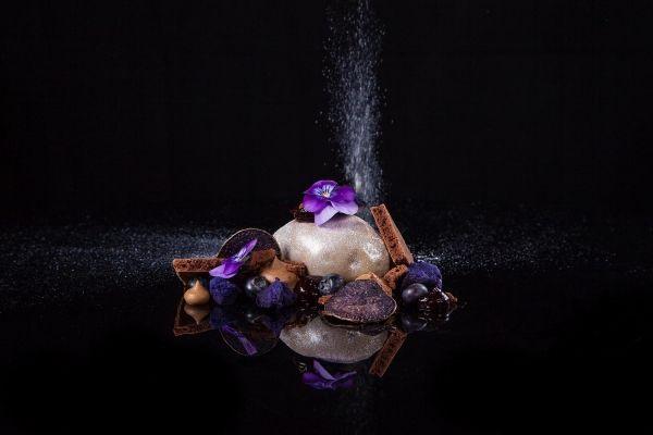 BLUE POTATO / VIOLET / GUANAJA / BLUEBERRY - The ChefsTalk Project