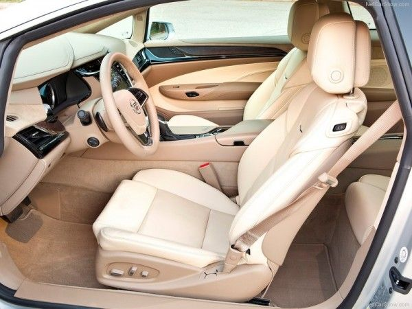2014 Cadillac ELR Luxury Dashboard Interior 600x450 2014 Cadillac ELR Complete Review with Images