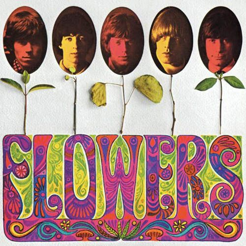 The Rolling Stones - Flowers LP (album)