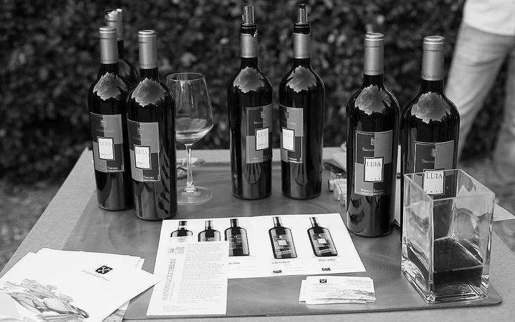 Tenuta della Luia    Contemporary Wine tasting    Borgo Pignano 2016