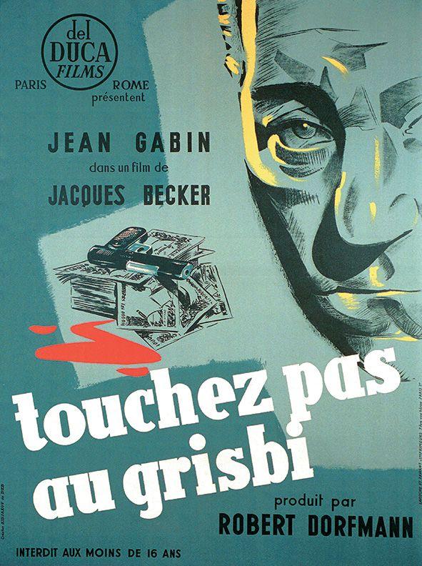 """""""Touchez pas au grisbi"""" de Jacques Becker, programmé le 30/07 à 21H30  http://www.forumdesimages.fr/les-films/les-programmes/cinema-au-clair-de-lune-2015/touchez-pas-au-grisbi_2"""