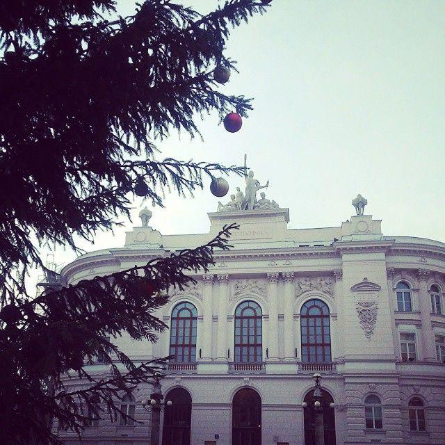 Christmas time :)  #studia #warsawuniversityoftechnology #politechnikawarszawska #politechnika #christmas #x-mas #swieta