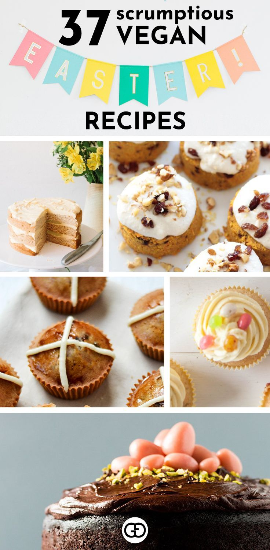 30 Vegan Easter Recipes Everyone Will Love In 2020 Vegan Easter Recipes Vegan Easter Easter Recipes