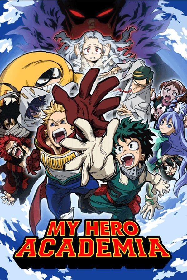 Boku No Hero Academia 4x11 Lemillion Full English Subbed My Hero Academia Episodes My Hero My Hero Academia