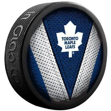 Toronto Maple Leafs Team Puck