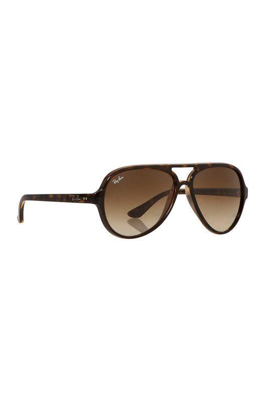 Ray-Ban Cats 5000 Sunglasses in Faded Brown   Ray Bans   Ray bans ... 86b22dea36d9
