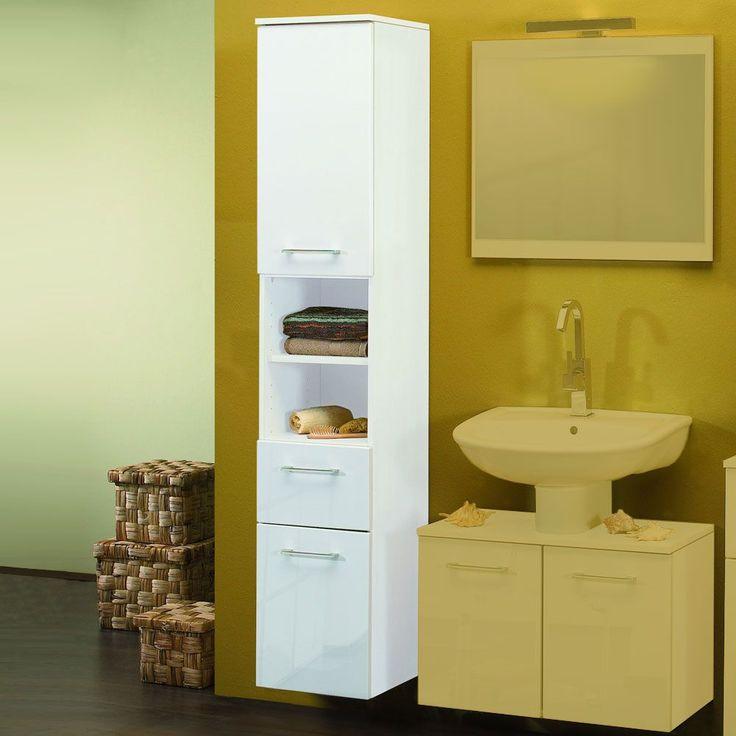 25+ best ideas about Bad Hochschrank on Pinterest Badezimmer - badezimmer hochschrank 40 cm breit