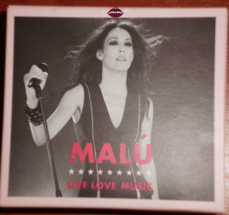 Fragancia de Malú --> LIVE LOVE MUSIC