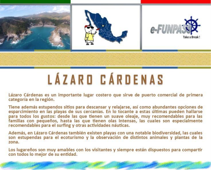 Lázaro Cárdenas Info...