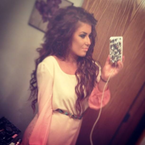 Chelsea houska hair and outfit seriously jealous lol for Chelsea houska wedding dress designer