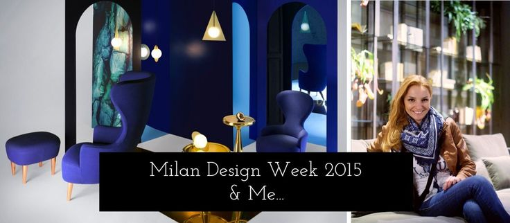 Milan Design Week 2015 - My first visit - FRESH News&Photogallery  #milandesignweek2015 #interiordesign