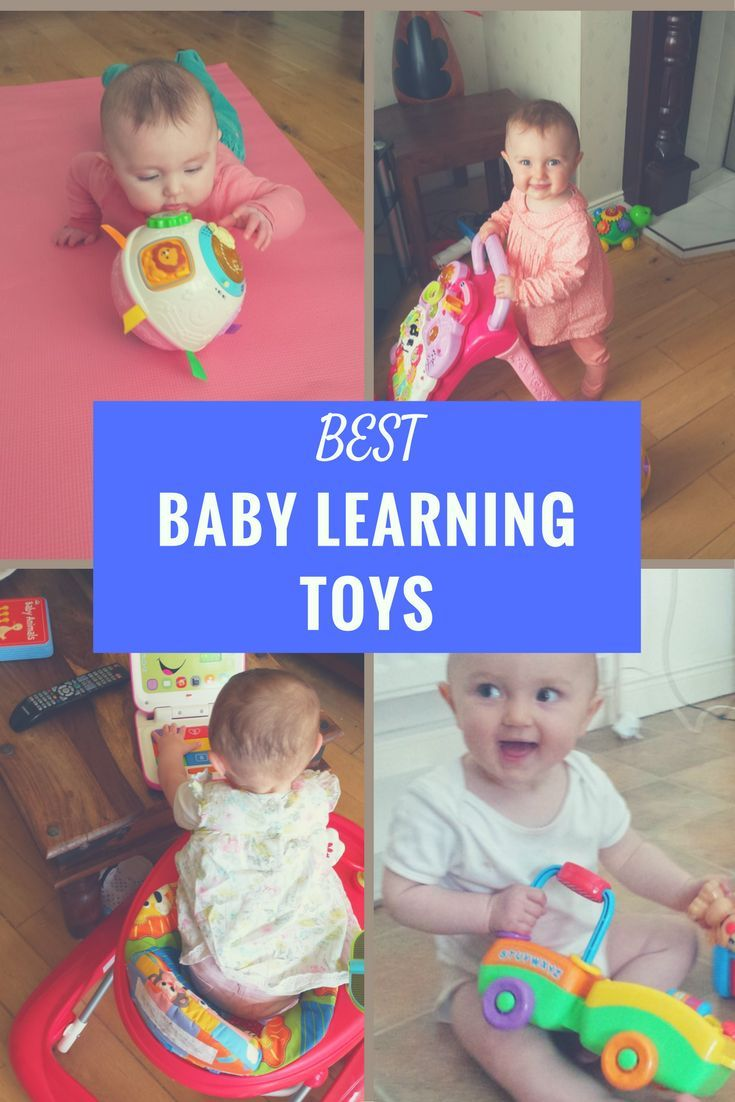 Best Baby Learning Toys