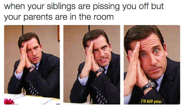 """24 Bilder, bei denen du """"Ich"""" sagen wirst, wenn du Geschwister hast"""