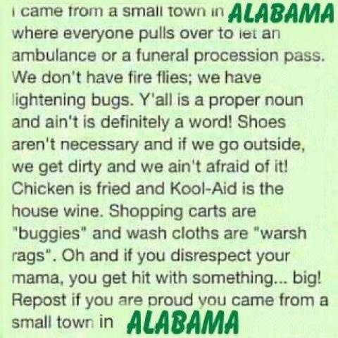 small towns are the best: Life, Stuff, Quotes, Oklahoma, Southern Girls, Texas, Alabama, Living, Small Town Girls