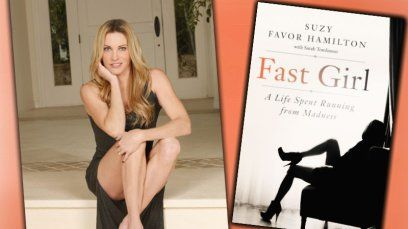Suzy Favor Hamilton Book — Olympian-Turned-Prostitute To Tell All In Memoir 'Fast Girl' | Radar Online