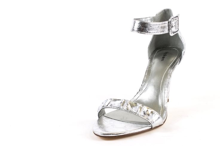 Style & Co. Tylda Silver Dress Sandals