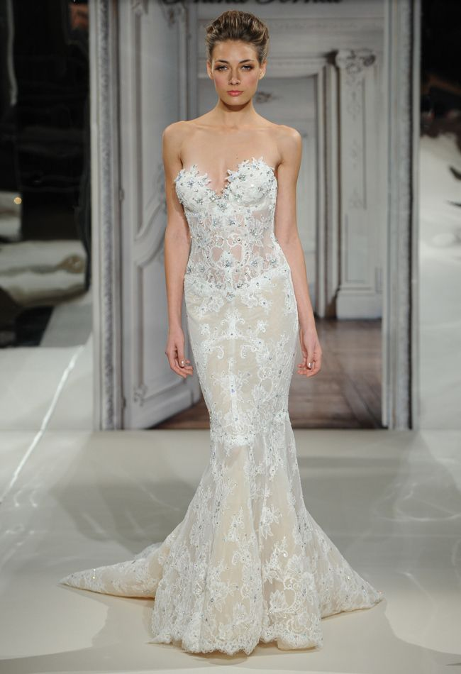 The 191 best Pnina Tornai images on Pinterest | Wedding frocks ...
