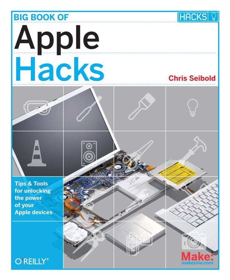 Big Book of Apple Hacks (eBook Rental)