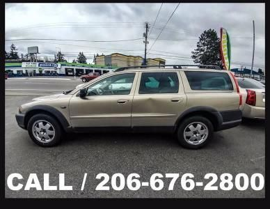 2003 Volvo XC70 AWD For Sale In Tacoma | Cars.com
