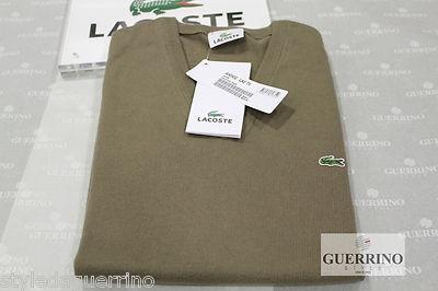 LACOSTE UOMO  http://www.ebay.it/itm/MAGLIONE-LACOSTE-UOMO-COTONE-FANGO-/130877334177?pt=Taglie_forti_ed_extra_lunghe_uomo==item6425a82bdd
