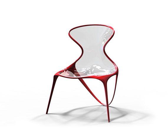 17 Best Modern Chair Designs Images On Pinterest Art Furniture   Designer  Sessel Wamhouse Banane