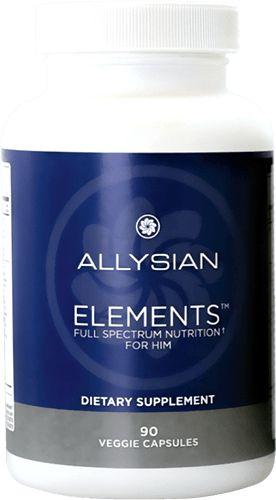 ELEMENTS - Recover, Energize, Enhance
