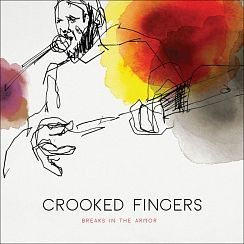 Crooked Fingers, Break in the Armor - Merge Records