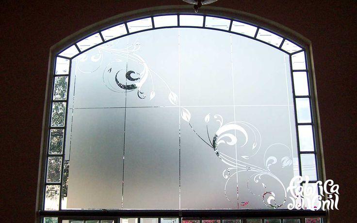 Vinil esmerilado para ventanas vinilos wall decals - Vinilo para vidrios ...