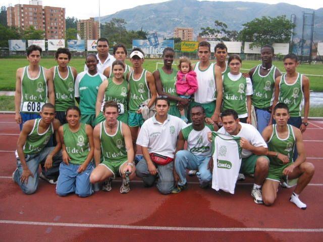 Actividades lúdicas, recreativas y deportivas para el bienestar. Fotografía de Deportistas Urabá.