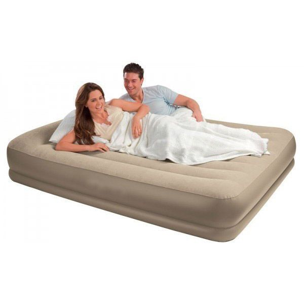 Chesterfield Sofa Inflatable double thick mattress Call to action to enjoy it