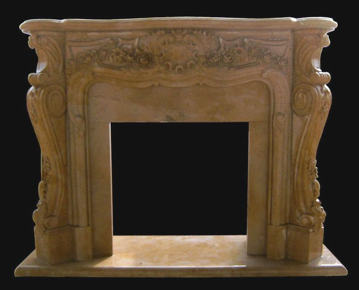 Best Marble Fireplace Mantel Images On Pinterest Marble