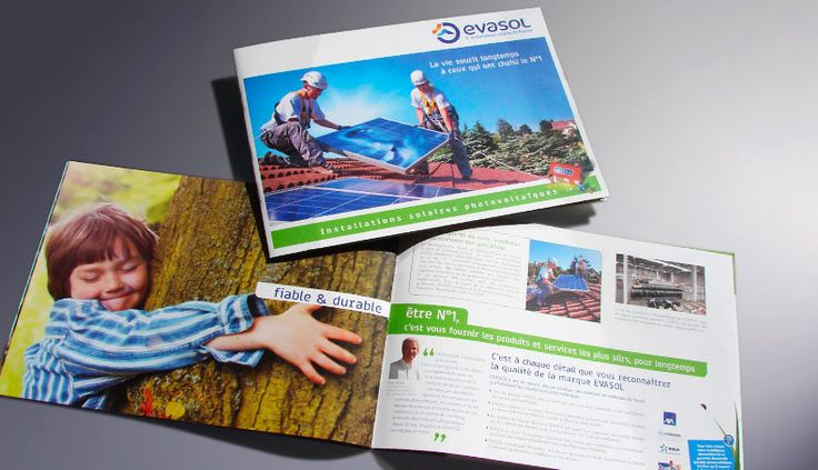 Evasol - Plaquette conseils énergétiques